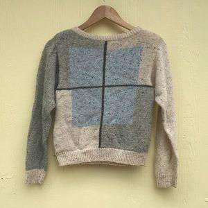 Liz Claiborne Petite Vintage Sweater Size P